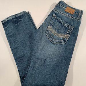BKE Denim Aiden Straight Fit, Women's Jeans 29R